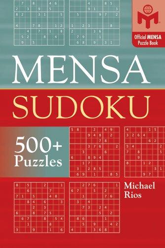Mensa Sudoku 9781402736001