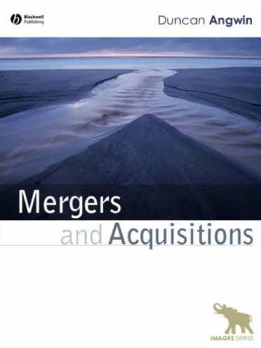 Mergers and Acquisitions 9781405122481