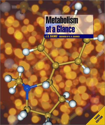 Metabolism at a Glance 9781405107167