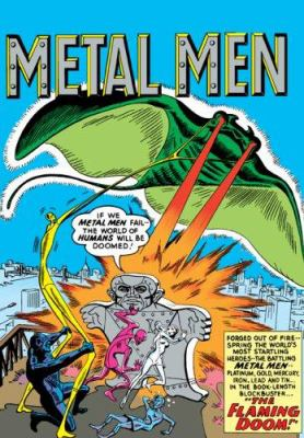 Metal Man Volume 1 9781401215590