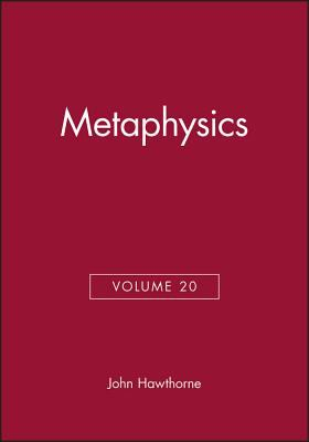 Metaphysics 9781405167925