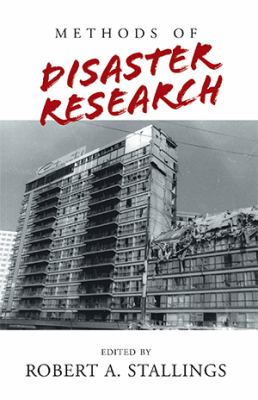Methods of Disaster Research 9781401079703