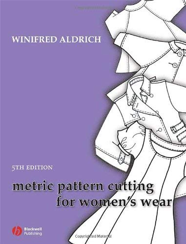 Metric Pattern Cutting for Women's Wear 9781405175678