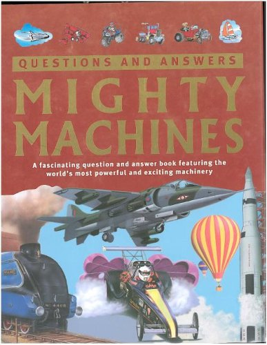 Mighty Machines 9781405415385