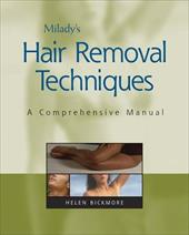Milady's Hair Removal Techniques: A Comprehensive Manual 6043573