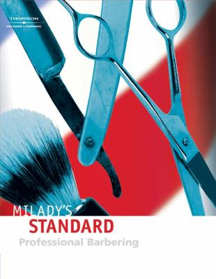 Milady's Standard Professional Barbering 9781401873950