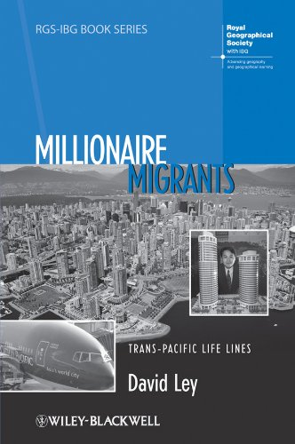 Millionaire Migrants: Trans-Pacific Life Lines 9781405192927