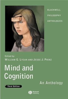 Mind and Cognition: An Anthology 9781405157858