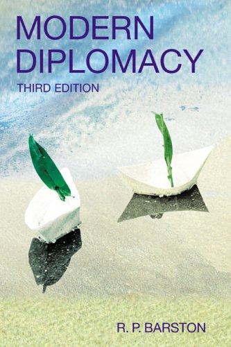 Modern Diplomacy 9781405812016