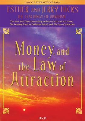Money, and the Law of Attraction DVD: Learning to Attract Wealth, Health, and Happiness 9781401924614