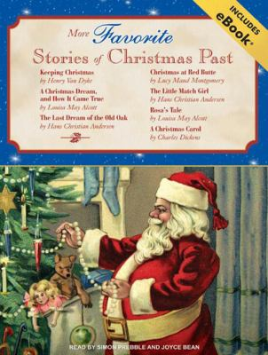 More Favorite Stories of Christmas Past 9781400108220