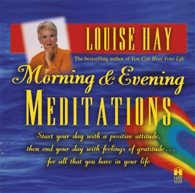 Morning and Evening Meditations 9781401901400
