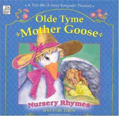 Mother Goose Treasury 9781403708816