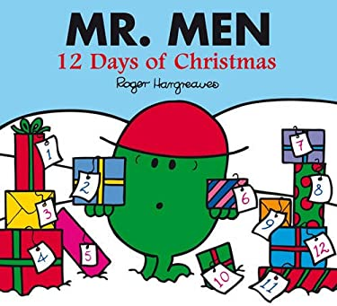Mr. Men 12 Days of Christmas 9781405248402