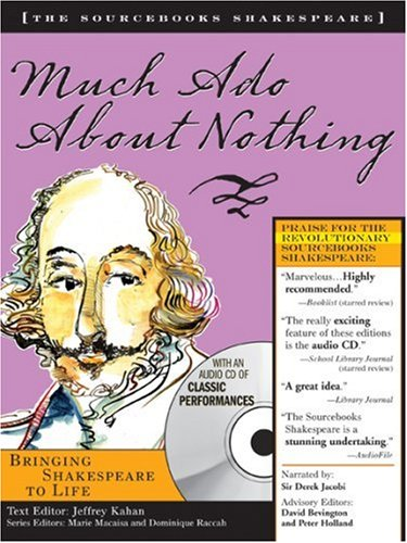 Much Ado about Nothing [With CD] 9781402207778