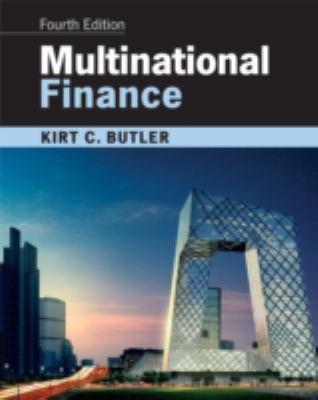 Multinational Finance 9781405181181