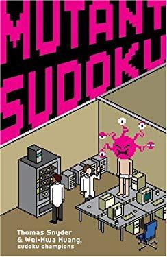 Mutant Sudoku 9781402765025