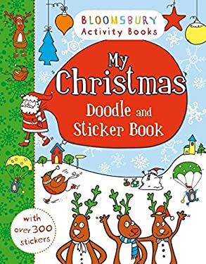My Christmas Doodle and Sticker Book 9781408847275