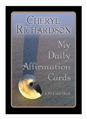 My Daily Affirmation Cards: A 50-Card Deck Plus Dear Friends Card 9781401927516