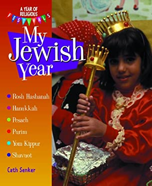 My Jewish Year 9781404237322