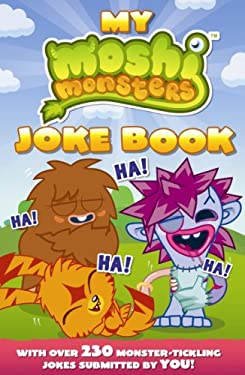 My Moshi Monster Joke Book. 9781409390459