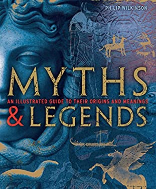 Myths and Legends 9781405335522