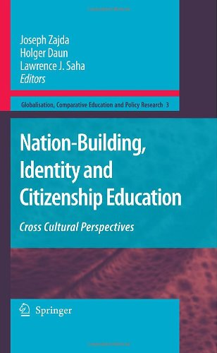 Nation-Building, Identity and Citizenship Education: Cross Cultural Perspectives 9781402093173