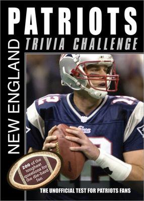 New England Patriots Trivia Challenge