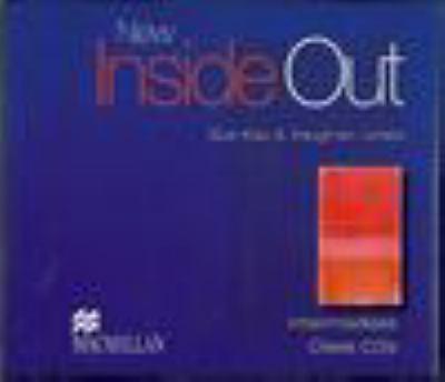 New Inside Out Intermediate: Class Audio CD 9781405099707