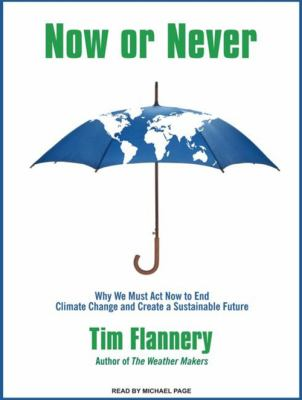 Now or Never: Why We Must Act Now to End Climate Change and Create a Sustainable Future 9781400163861