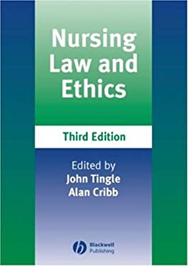 Nursing Law and Ethics 9781405132282