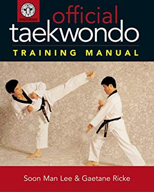 Official Taekwondo Training Manual 9781402727078