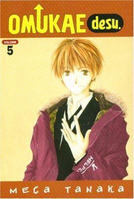 Omukae Desu: Volume 5 9781401211202