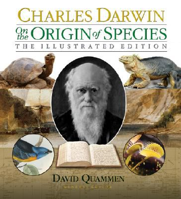 On the Origin of Species: The Illustrated Edition 9781402756399