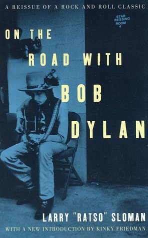 On the Road with Bob Dylan 9781400045969