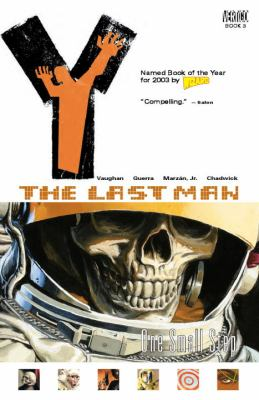 Y: The Last Man. One Small Step 9781401202019