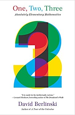 One, Two, Three: Absolutely Elementary Mathematics 9781400079100