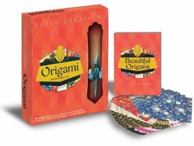 Origami Book & Gift Set [With 50 Patterned Sheets of 6