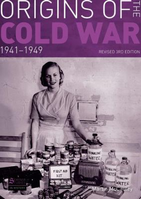 Origins of the Cold War 1941-1949 9781405874335