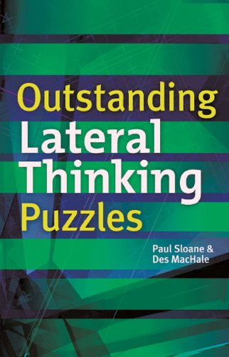 Outstanding Lateral Thinking Puzzles 9781402703805