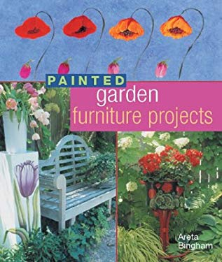 Painted Garden Furniture Projects 9781402708879