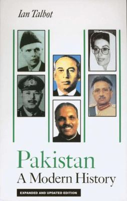 Pakistan: A Modern History 9781403964595