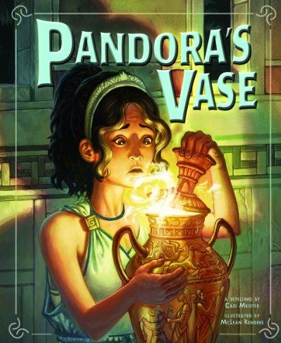 Pandora's Vase 9781404866683