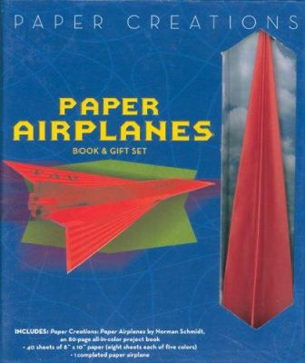 Paper Airplanes [With 40 Sheets of 8