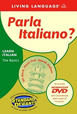 Parla Italiano: Learn Italian: The Basics [With Coursebook] 9781400020942