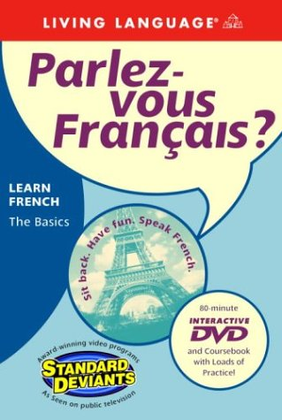 Parlez-Vous Francais: Learn French: The Basics [With Coursebook] 9781400020935