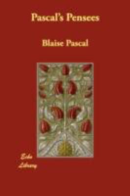 Pascal's Penses 9781406891065