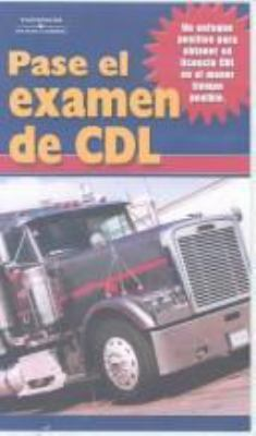 Pass the CDL Exam Video Spanish Edition