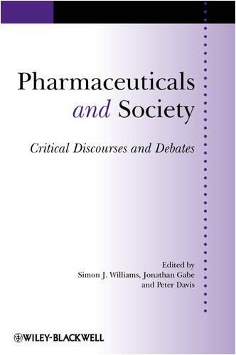 Pharmaceuticals Society 9781405190848