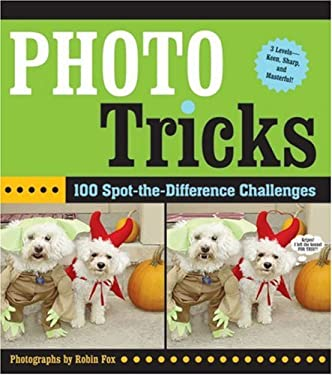 Photo Tricks: 100 Spot-The-Difference Challenges 9781402759703